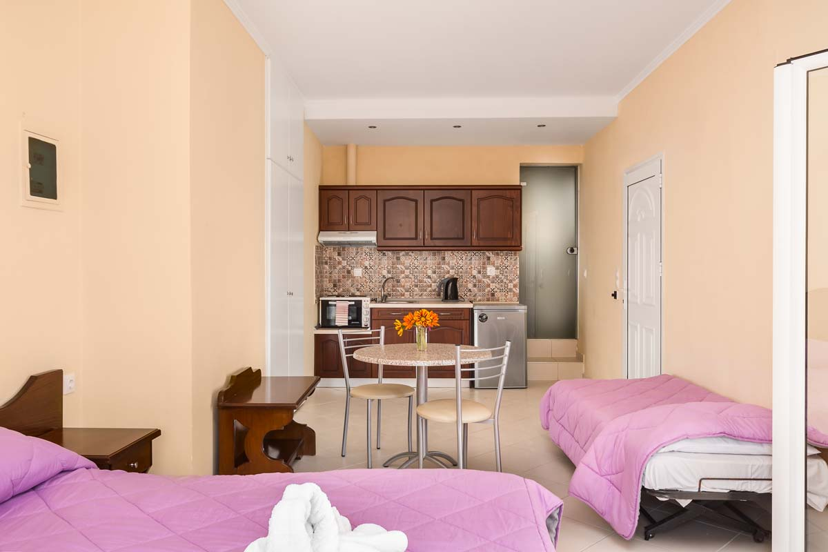 fouxia corfu apartments for rent studio for rent 2