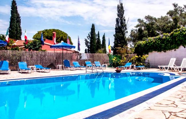 fouxia corfu apartments pool 03
