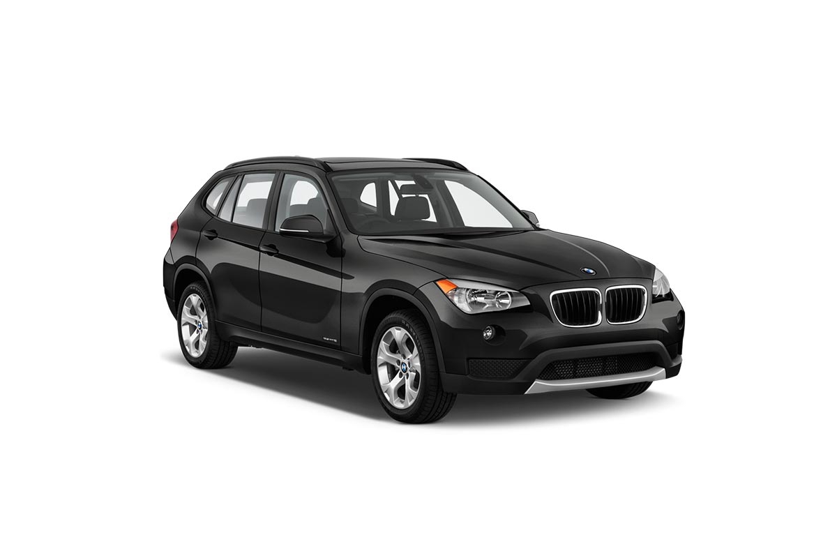 fouxiacorfu car hire BMW X1